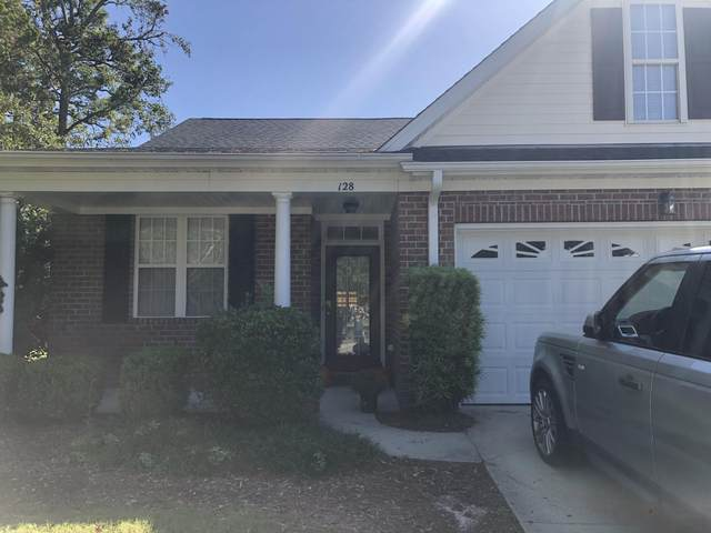 5006 Carleton Drive #128, Wilmington, NC 28403 (MLS #100237770) :: Carolina Elite Properties LHR