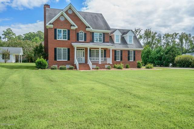 3700 Eagle Farm Drive N, Wilson, NC 27896 (MLS #100237777) :: CENTURY 21 Sweyer & Associates
