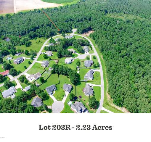 203r Winding Creek Road, Rocky Point, NC 28457 (MLS #100237782) :: Vance Young and Associates