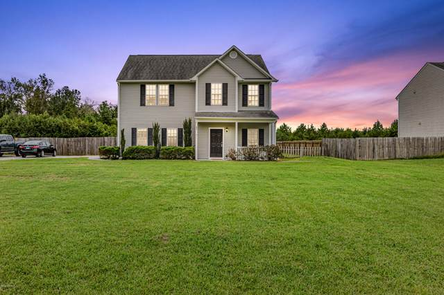 751 Francktown Road, Richlands, NC 28574 (MLS #100237796) :: Vance Young and Associates