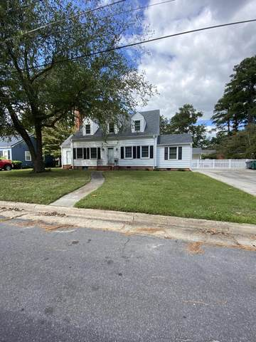 206 W 21st Street, Lumberton, NC 28358 (MLS #100237811) :: Lynda Haraway Group Real Estate