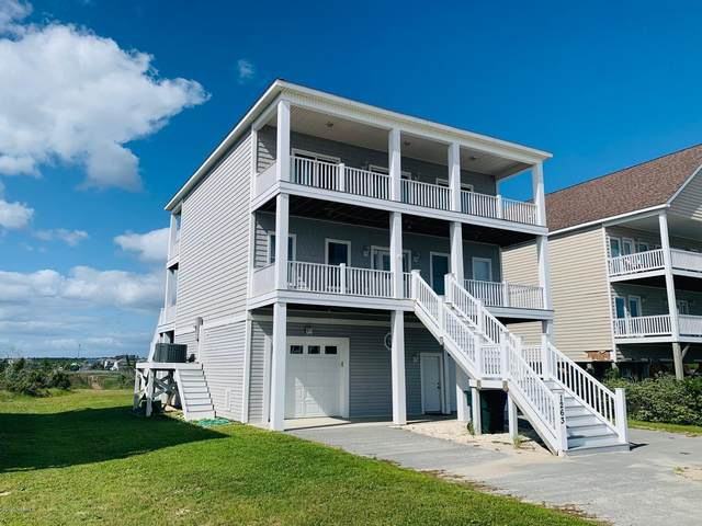 1263 New River Inlet Road, North Topsail Beach, NC 28460 (MLS #100237814) :: Berkshire Hathaway HomeServices Hometown, REALTORS®