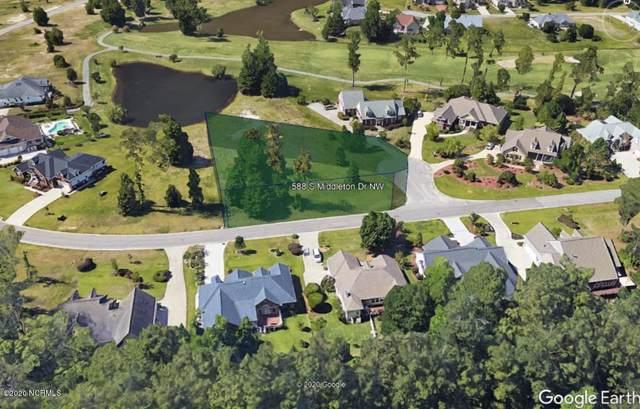 588 S Middleton Drive NW, Calabash, NC 28467 (MLS #100237821) :: David Cummings Real Estate Team