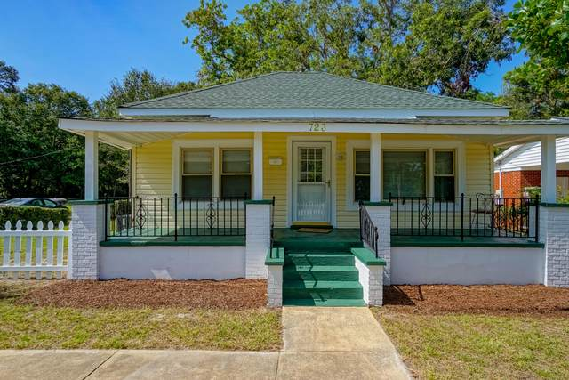 723 Clarendon Avenue, Southport, NC 28461 (MLS #100237830) :: Donna & Team New Bern