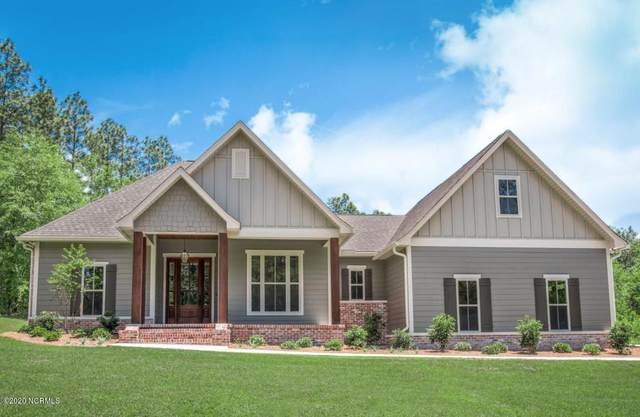 214 Gus Horne Road, Holly Ridge, NC 28445 (MLS #100237850) :: Barefoot-Chandler & Associates LLC