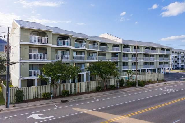 200 S Lake Park Boulevard 8B, Carolina Beach, NC 28428 (MLS #100237875) :: The Rising Tide Team