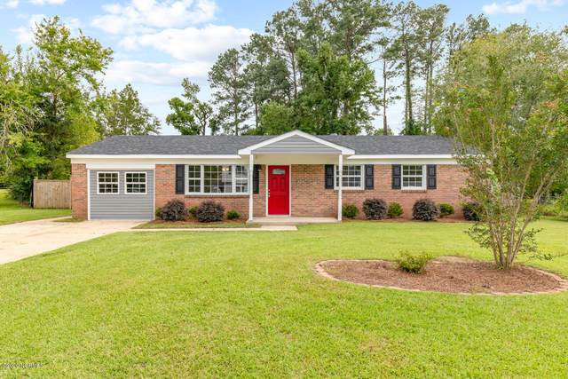 106 Jupiter Trail, Jacksonville, NC 28546 (MLS #100237914) :: Frost Real Estate Team