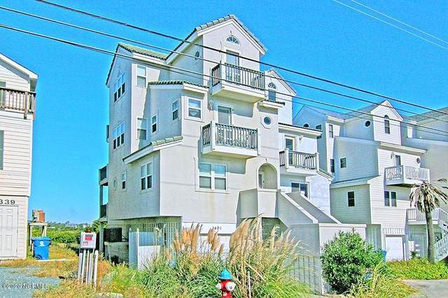 1401 New River Inlet Road, North Topsail Beach, NC 28460 (MLS #100237917) :: The Oceanaire Realty