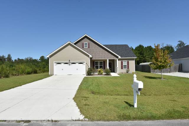 410 Old Stage Road, Richlands, NC 28574 (MLS #100237926) :: Courtney Carter Homes