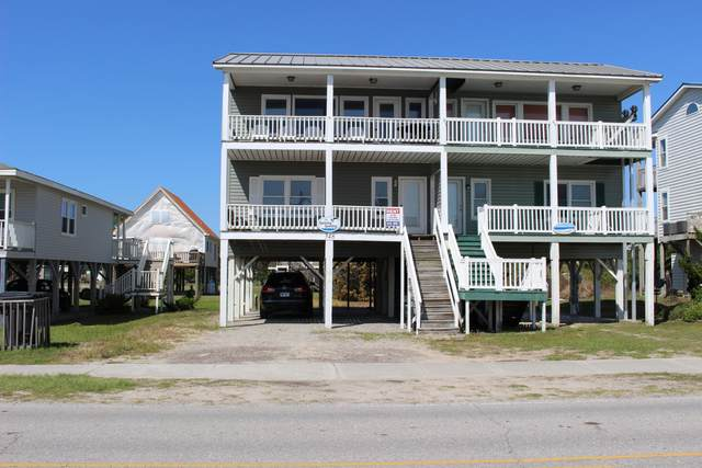348 Ocean Boulevard W A, Holden Beach, NC 28462 (MLS #100237941) :: Coldwell Banker Sea Coast Advantage
