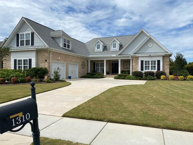1310 Cape Fear National Drive, Leland, NC 28451 (MLS #100237949) :: Carolina Elite Properties LHR