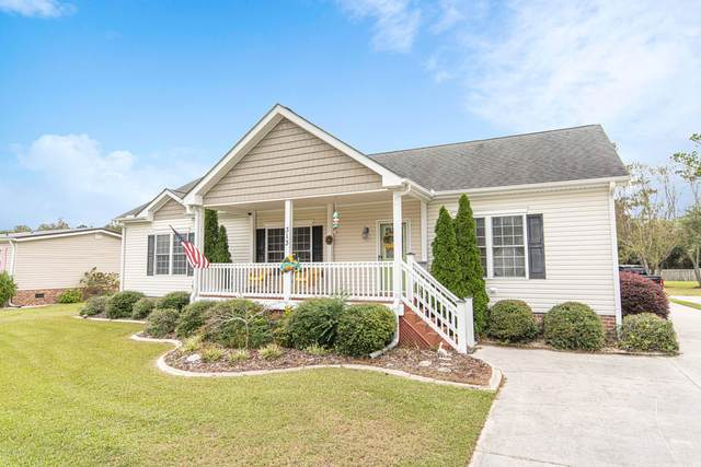 313 Clearwater Drive, Newport, NC 28570 (MLS #100237981) :: Thirty 4 North Properties Group