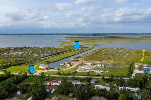 381 Bayview Drive, Harkers Island, NC 28531 (MLS #100237985) :: The Keith Beatty Team