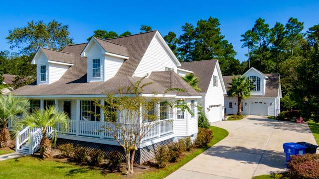 84 Country Club Drive, Shallotte, NC 28470 (MLS #100237988) :: Lynda Haraway Group Real Estate