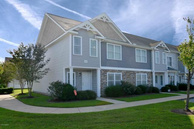 4101 Kittrell Farms Drive A1, Greenville, NC 27858 (MLS #100238008) :: Carolina Elite Properties LHR