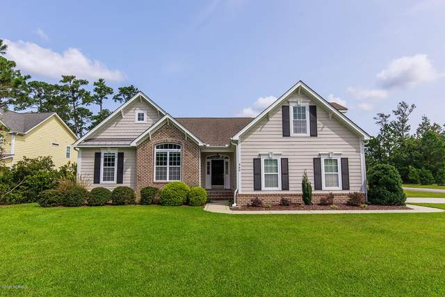 360 Camelot Way, Hampstead, NC 28443 (MLS #100238021) :: The Tingen Team- Berkshire Hathaway HomeServices Prime Properties