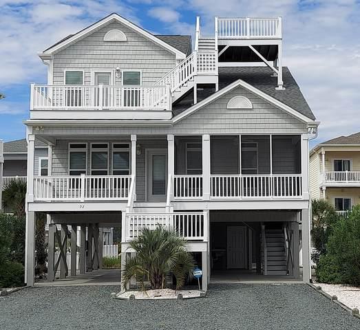 92 W Second Street, Ocean Isle Beach, NC 28469 (MLS #100238028) :: Donna & Team New Bern