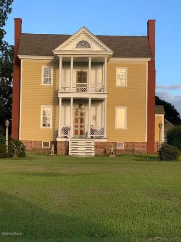 1665 Burnette Farm Road, Tarboro, NC 27886 (MLS #100238036) :: David Cummings Real Estate Team