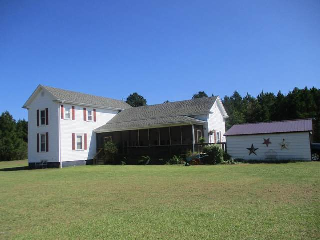 6401 Livingston Road, Gibson, NC 28343 (MLS #100238047) :: Destination Realty Corp.