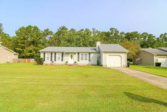 1013 Springdale Drive, Jacksonville, NC 28540 (MLS #100238063) :: The Bob Williams Team