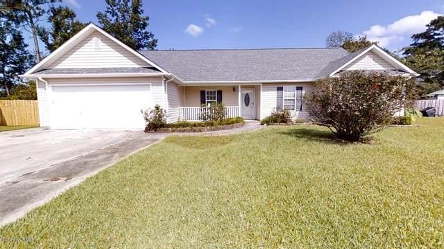 206 N Stephanie Court, Jacksonville, NC 28540 (MLS #100238065) :: The Oceanaire Realty
