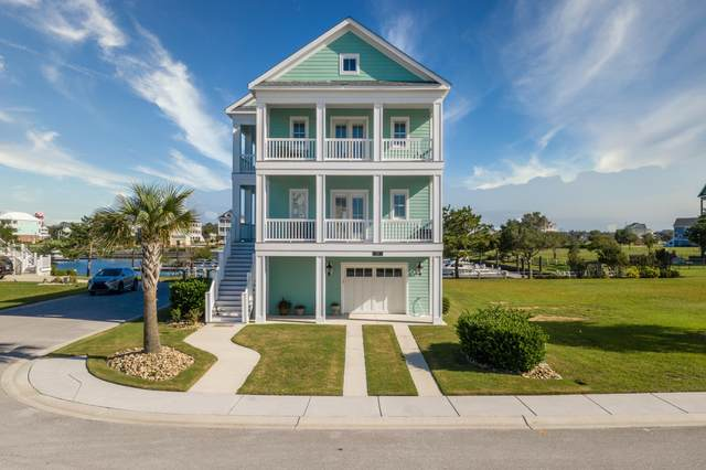 230 Back Street, Newport, NC 28570 (MLS #100238075) :: Barefoot-Chandler & Associates LLC