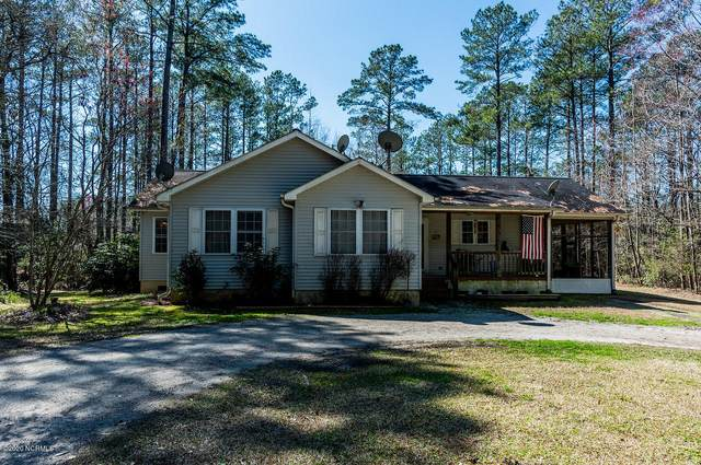 5057 Kershaw Road, Oriental, NC 28571 (MLS #100238077) :: RE/MAX Elite Realty Group