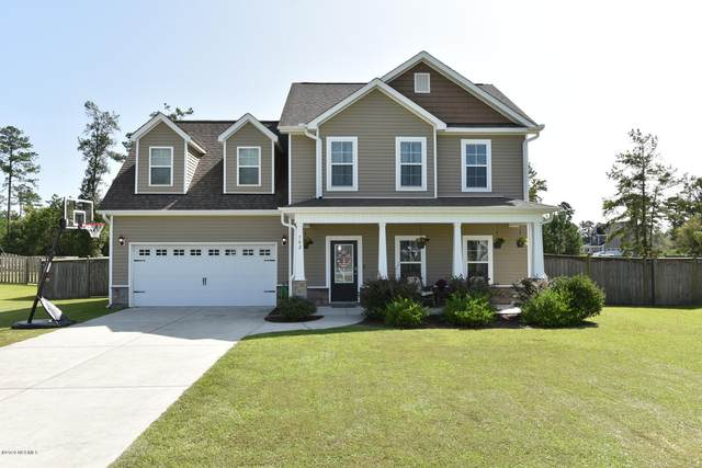 702 Southernwood Place, Hubert, NC 28539 (MLS #100238092) :: Courtney Carter Homes