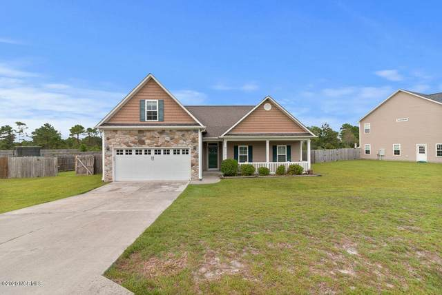 514 Aberdineshire Court, Hubert, NC 28539 (MLS #100238102) :: The Chris Luther Team