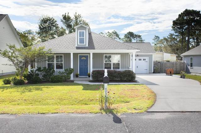 4224 Wax Myrtle Court SE, Southport, NC 28461 (MLS #100238112) :: The Rising Tide Team