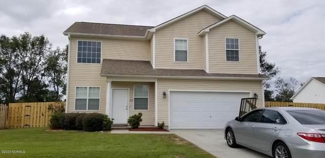 119 Briar Hollow Drive, Jacksonville, NC 28540 (MLS #100238115) :: RE/MAX Essential