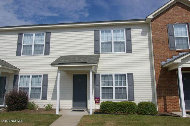 4215 Dudleys Grant Drive H, Winterville, NC 28590 (MLS #100238144) :: Stancill Realty Group