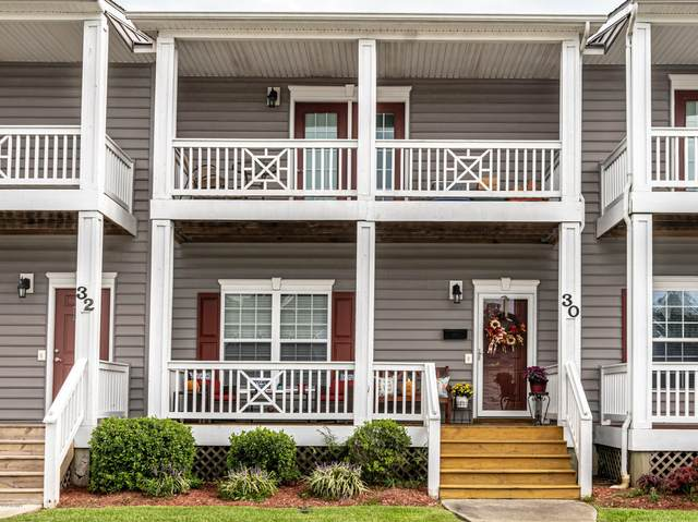 30 Schooner Drive, Swansboro, NC 28584 (MLS #100238145) :: The Rising Tide Team