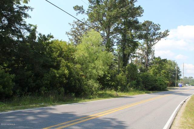 Lot 95r Silver Lake Road, Wilmington, NC 28409 (MLS #100238149) :: The Rising Tide Team