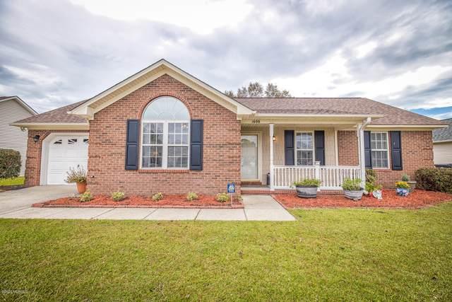1608 Gander Drive, Wilmington, NC 28411 (MLS #100238150) :: David Cummings Real Estate Team