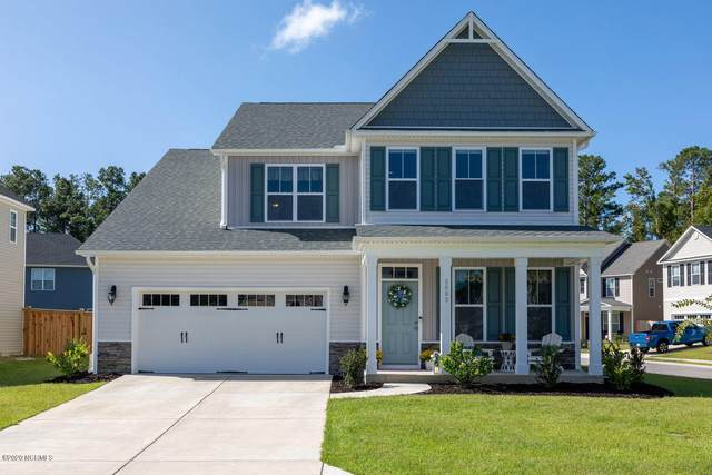 3093 Dagger Drive NE, Leland, NC 28451 (MLS #100238154) :: The Rising Tide Team