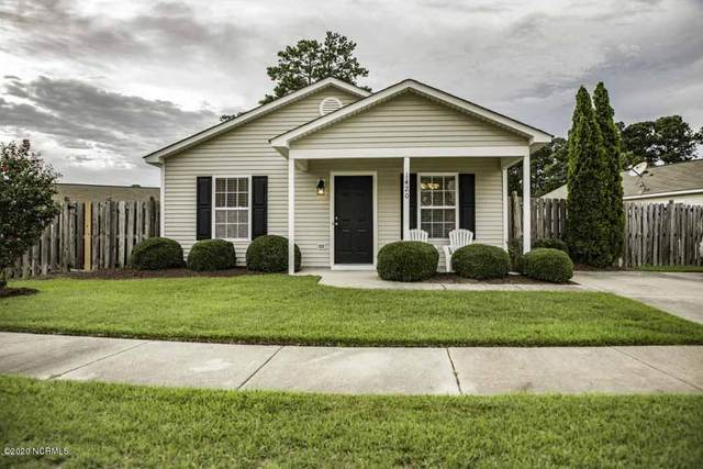 1420 Westpark Drive, Greenville, NC 27834 (MLS #100238155) :: Stancill Realty Group