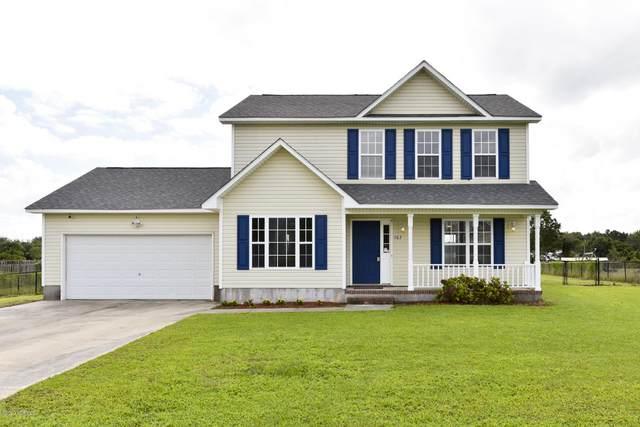 107 Croaker Lane, Maysville, NC 28555 (MLS #100238172) :: Courtney Carter Homes