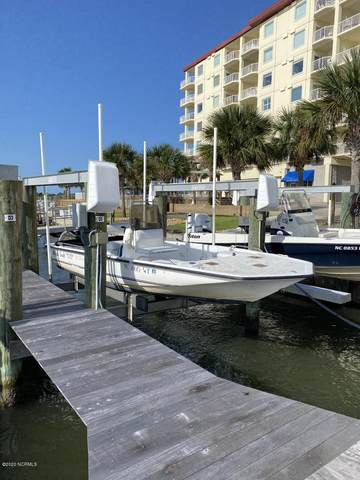 100 Olde Towne Yacht Club Road Slip D2, Beaufort, NC 28516 (MLS #100238176) :: RE/MAX Elite Realty Group