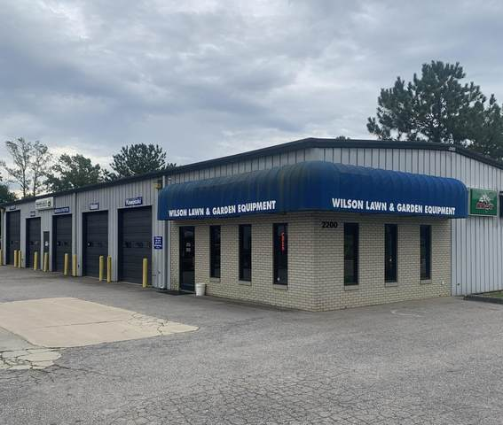 2200 Tilghman Road N, Wilson, NC 27893 (MLS #100238181) :: Stancill Realty Group