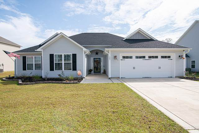 103 Goldstone Court, Jacksonville, NC 28546 (MLS #100238188) :: The Oceanaire Realty