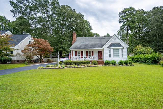 3813 Providence Road, Rocky Mount, NC 27803 (MLS #100238194) :: Berkshire Hathaway HomeServices Hometown, REALTORS®