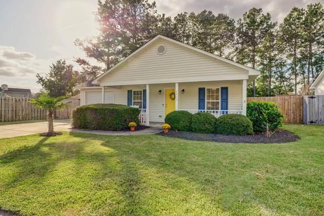 1423 Forest Hill Drive, Navassa, NC 28451 (MLS #100238200) :: Carolina Elite Properties LHR