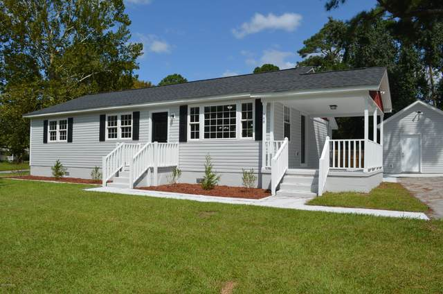 408 Decatur Road, Jacksonville, NC 28540 (MLS #100238201) :: Thirty 4 North Properties Group