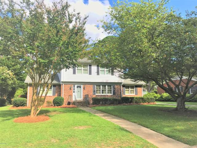2011 Sherwood Drive, Greenville, NC 27858 (MLS #100238208) :: Stancill Realty Group