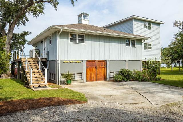 235 Creek Road, Beaufort, NC 28516 (MLS #100238217) :: The Keith Beatty Team