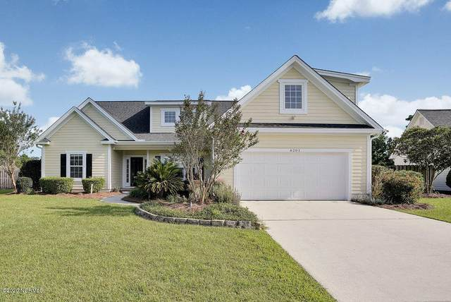6201 Sentry Oaks Drive, Wilmington, NC 28409 (MLS #100238232) :: Carolina Elite Properties LHR