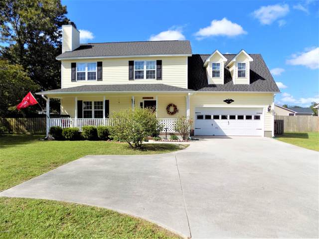 235 Bannermans Mill Road, Richlands, NC 28574 (MLS #100238234) :: Courtney Carter Homes