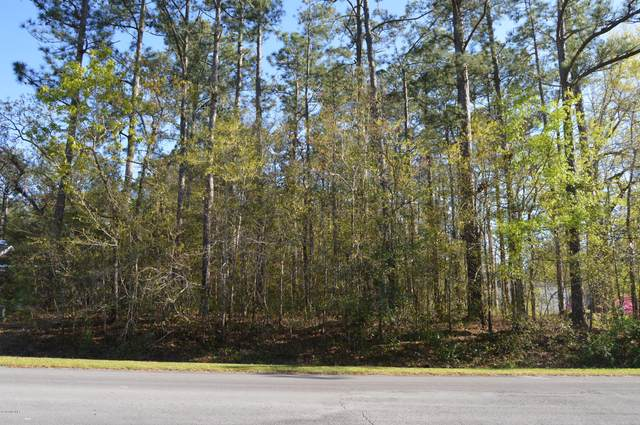Lot 18 Peele Drive, Minnesott Beach, NC 28510 (MLS #100238240) :: Castro Real Estate Team