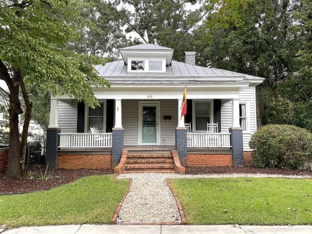 1510 N Pasteur Street, New Bern, NC 28560 (MLS #100238255) :: Thirty 4 North Properties Group